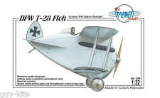 Prototype Chasseur Allemand DFW T-28 Floh - Kit résine PLANET MODELS 1/32 N° 244