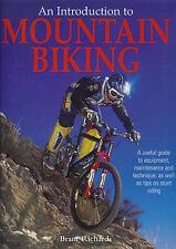 """AN INTRODUCTION TO MOUNTAIN BIKING"" by Brant Richards (2000, Hardcover - Italy)"
