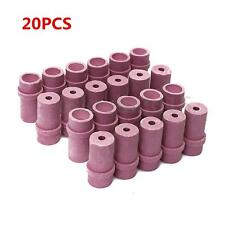 20Pc Ceramic Nozzle Tip 4.5MM Hole for Sandblaster Air Siphon Sand Blasting Gun