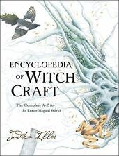 ENCYCLOPEDIA OF WITCHCRAFT - JUDIKA ILLES (HARDCOVER) NEW