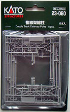 Kato 23-060 Double Track Catenary Poles (N scale)