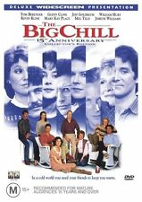 ●● THE BIG CHILL 15th Anniversary Edition ●● (DVD, 1999) Undeniable Film Classic