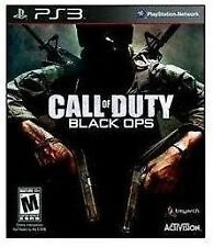 NEW PS3 Call of Duty: Black Ops Playstation 3 Game *SEALED*