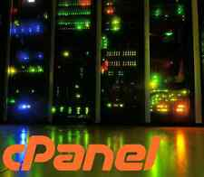 Unlimited website domains cPanel Web Hosting 1 year service - OneClick Installer