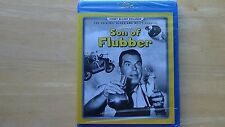 Disney Son Of Flubber Original Black and White Classic Blu-Ray New Sealed