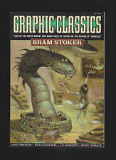 Graphic Classics volume 7 (2003) BRAM STOKER: Lair of the White Worm * Dracula