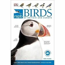 RSPB Birds of Britain & Europe, Rob Hume