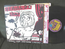 Renaldo and The Loaf LP Songs For Swinging Larvae '81 gary panter residents rare