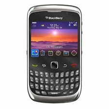BlackBerry Curve 9300 Unlocked World GSM 3G Smartphone WiFi GPS - Graphite