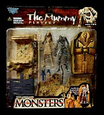 McFarlane Toys Monsters Series 2 Mummy Playset  Action Figures New 1998