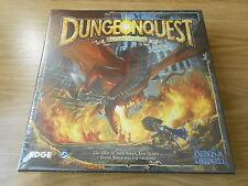 juego de mesa DUNGEONQUEST Edición Revisada - EDGE - Reinos de Terrinoth