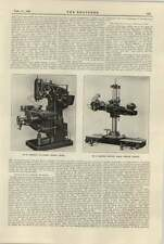 1920 Archdale Vertical Miller Asquith Radial Drilling Machines