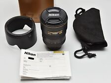 Nikon AF-S DX zoom Nikkor 17-55mm/1:2.8 if-ed lente G