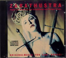 ZARATHUSTRA - ORIGINALMUSIK CARL HÄNGGI (BONGER VOGES)