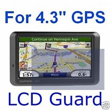 "6X 4.3inch screen LCD protector for Garmin Nuvi 1310 1340 1340T Sat Nav 4.3""GPS"