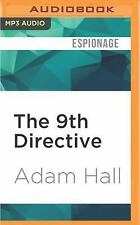 Quiller: The 9th Directive 2 by Adam Hall (2016, MP3 CD, Unabridged)