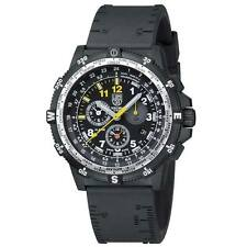 Luminox 8841.KM.SET Gent's Chrono Black Dial Changeable Band Watch