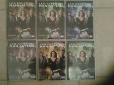 18355//LES EXPERTS MANHATTAN SAISON 3  6 DVD SLIM EN TBE 24 EPISODES