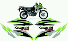 Kawasaki KLR 650 2008 stickers decals graphic kit
