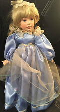 ANGEL OF PEACE PORCELAIN DOLL PATRICIA ROSE PARADISE GALLERIES
