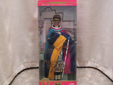 2002 Barbie Princess of South Africa-Dolls of the World Princess Collection