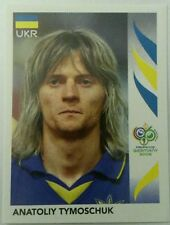 Panini Germany 2006 World Cup #562 Anatolij Tymoschuk - Ukraine