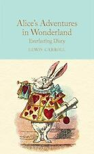 Alice in Wonderland Everlasting Diary by Rosemary Gray (2016, Hardcover)