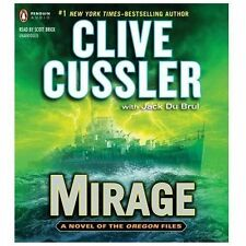 MIRAGE unabridged audio book on CD by CLIVE CUSSLER