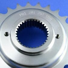 HARLEY DAVIDSON MAINSHAFT SPROCKET,86-06 BIG TWIN 5 SPEED,.75 OFFSET,530CHAIN,27