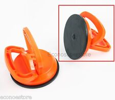 """Suction Cup Dent Puller Popper Remover Glass Carrier Carrying Handle 4 1/2"""" 80lb"""
