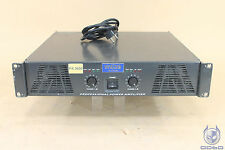W&DB Audio PA3600 Stereo Power Amplifier