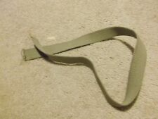 "US NAVY SERVICE DRESS KHAKI BELT W/ NO BUCKLE 35"" (L)"