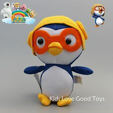 New Kawaii Cute Pororo Plush Doll Soft Toy 18cm 7'' Kids Gift