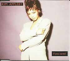 Mel and KIM APPLEBY If you Cared w/ RARE 12 & 7 INCH MIXES CD single USA Seller