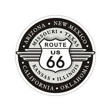 Sticker ROUTE Road 66 USA Harley Davidson - 7cm x 7m