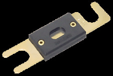 G2-54 200A 1 X GOLD PLATED CAR VAN AUDIO ANL FUSE AMP AUTOMOTIVE FUSES HOLDER