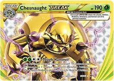 Pokemon TCG XY BREAKTHROUGH : CHESNAUGHT BREAK 12/162