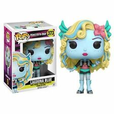 IN STOCK PLEASE READ Funko POP Monster High Lagoona Blue #373 Vinyl Figure
