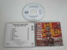 SHORTY ROGERS AND HIS GIANTS/THE BIG S. R. EXPRESS(RCA 74321 18519 2) CD ALBUM