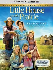 Little House on the Prairie: Season One [Includes Di (2014, DVD NIEUW)6 DISC SET