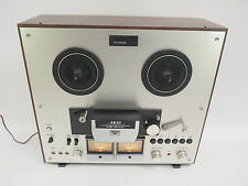 VINTAGE AKAI GX-270D REEL TO REEL TAPE PLAYER / RECORDER