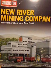 Walthers N #933-3221 New River Mining Company -- Kit   (Kit Form)