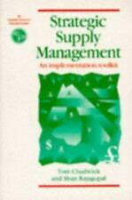 Strategic Supply Management: An implementation toolkit-ExLibrary