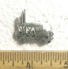 Military M151 Jeep with Top Pin