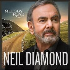 NEIL DIAMOND MELODY ROAD DELUXE VERSION 2 EXTRA TRACKS DIGIPAK CD NEW