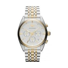 Emporio Armani AR0396 Wrist Watches For Men 2 year seller warranty