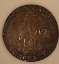 1625-1649 Great Britain, Charles I 6 Pence Circulated Coin**FREE U.S. SHIPPING**