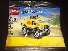 LEGO Off Road Vehicle ATV - Brand NEW - 43 pcs - Polybag # 30283