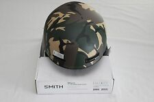 New Smith Maze Winter Snow Helmet Ski Snowboard Matte Camo Adult Large