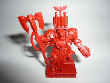 Warhammer 40k Space Hulk Blood Angel Terminator Librarian Space Marine Mephiston